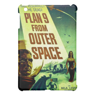Plan 9 From Outer Space Cover For The iPad Mini