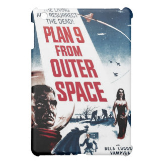 """""""Plan 9 From Outer Space"""" iPad Case"""