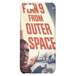 Plan 9 From Outer Space Movie Poster iPhone 5C Cover