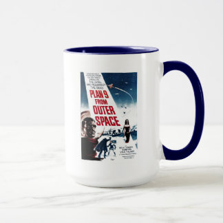 """""""Plan 9 From Outer Space"""" Mug"""