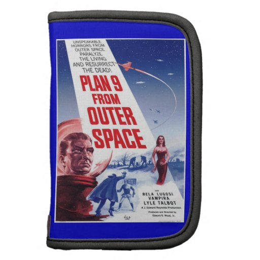 Plan 9 From Outer Space Organizers