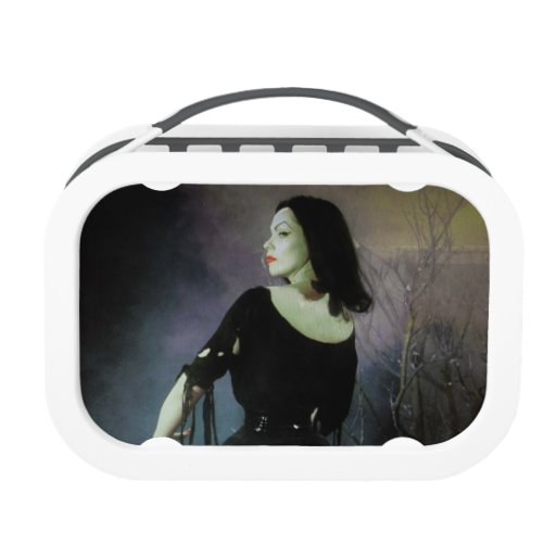 Plan 9 From Outer Space Vampira Lunch Box