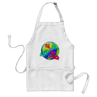 Plan a Candy Color Life Aprons
