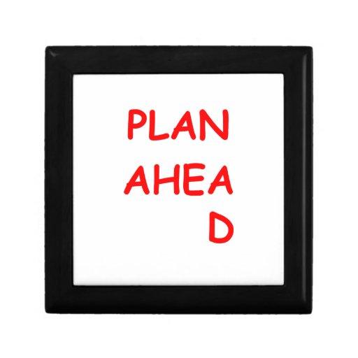 plan ahead trinket boxes