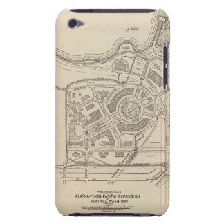 Plan, Alaska Yukon Pacific Exposition, Sele Barely There iPod Cover