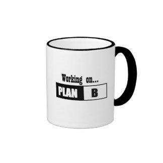 Plan B Ringer Mug