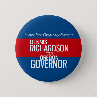 Plan for Oregon's Future pin