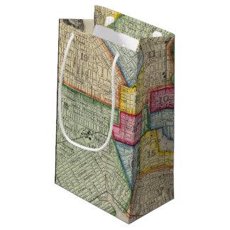 Plan Of Baltimore Small Gift Bag