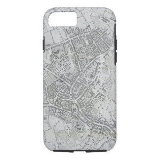 Plan of Birmingham, 1731, published 1789 (engravin iPhone 8/7 Case
