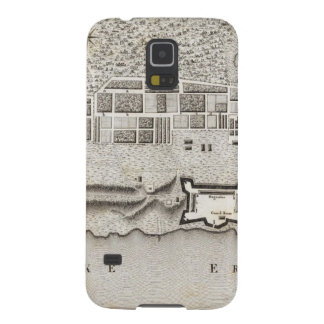 Plan of Fort Erie Galaxy S5 Cover