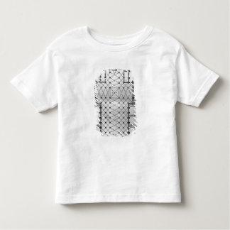 Plan of Milan Cathedral Toddler T-Shirt