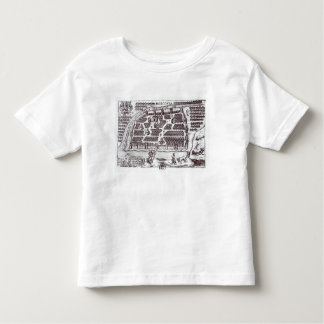 Plan of Moscow, 1628 Toddler T-Shirt