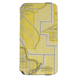 Plan of North Vernon, Jennings Co with Vernon Incipio Watson™ iPhone 6 Wallet Case