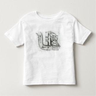 Plan of Rochester Toddler T-Shirt
