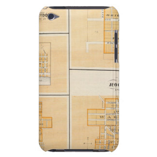 Plan of Rockport, Spencer Co with Everton iPod Touch Case-Mate Case