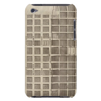 Plan of St. Louis, Missouri iPod Touch Cases