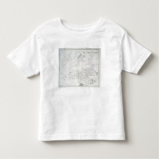 Plan of Sydney with Pyrmont, New South Wales, the Toddler T-Shirt