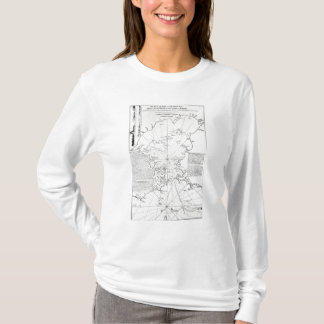 Plan of the Bay and Harbour of Rio de Janeiro T-Shirt