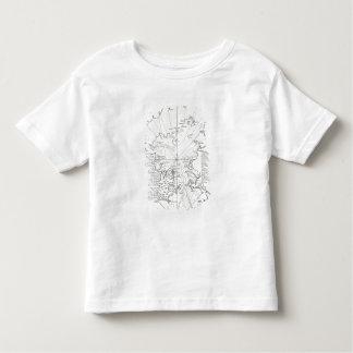 Plan of the Bay and Harbour of Rio de Janeiro Toddler T-Shirt