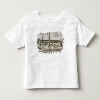 Plan of the Circus Maximus, Rome, engraved by the Toddler T-Shirt