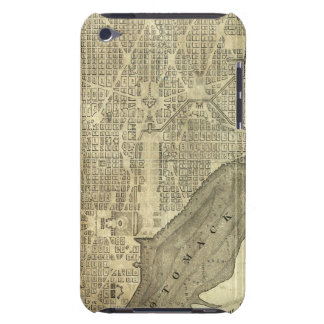 Plan of the City of Washington Case-Mate iPod Touch Case