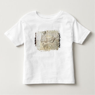 Plan of the Port and Arsenal of Brest, 1676 Toddler T-Shirt