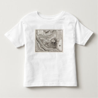 Plan of the Town of Pittsburg T Shirt