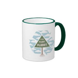 Plan-Plant-Planet Coffee Mugs