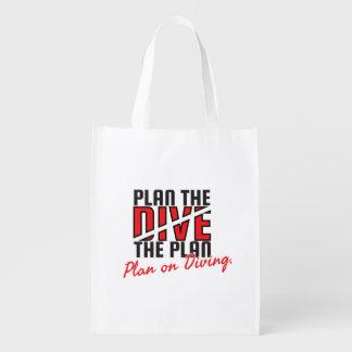 Plan the Dive Bag