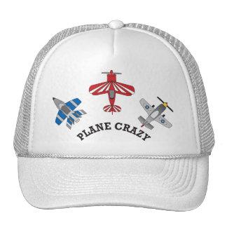 Plane Crazy Cap