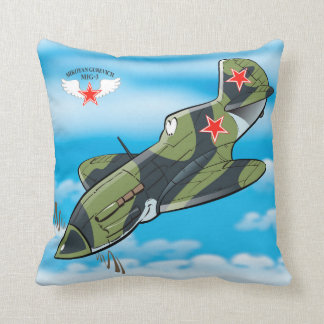 plane name cushion