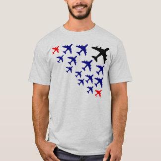 Plane Pyramid T-Shirt
