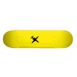 Plane Skate Deck