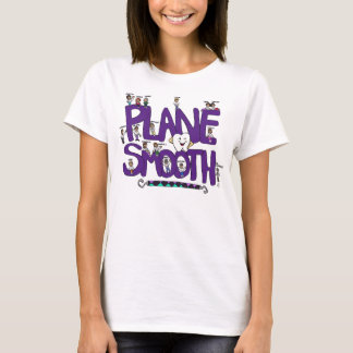 Plane Smooth Shirt with Dental Staff