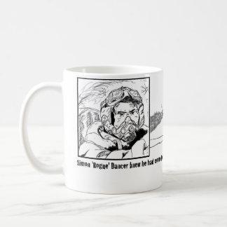 Plane Strip Coffee Mug