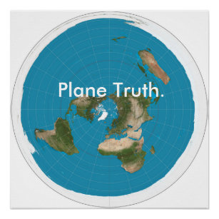 """""""Plane Truth"""" Poster"""