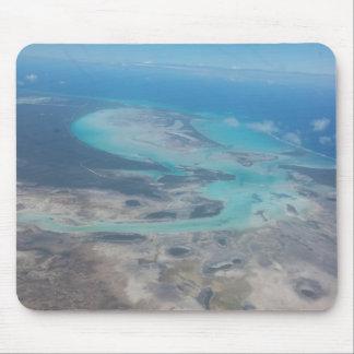 Plane View Mouse Pad