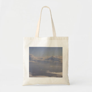 Plane view tote bag