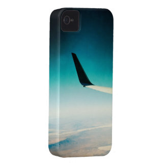 Plane Wing Over Nevada Case-Mate iPhone 4 Case