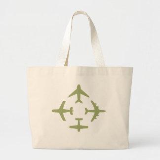 Planes 5 Jumbo Tote Bag