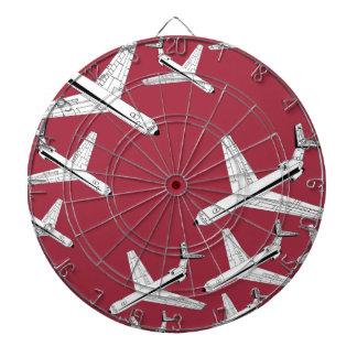 planes dartboard