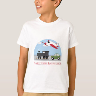 Planes,Trains&Automobiles T-Shirt
