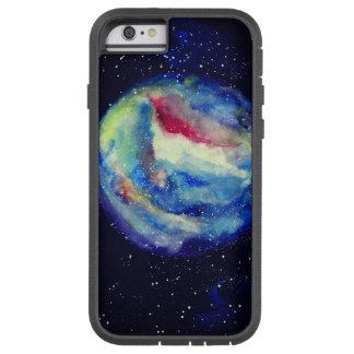 Planet Case, Watercolor Cosmos Art Tough Xtreme iPhone 6 Case