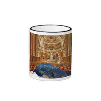 Planet cathedral, planet Cathedral Mug