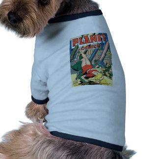 Planet Comics Dog Tee