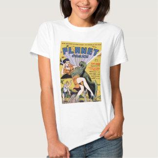 Planet Comics No 20 Tee Shirt