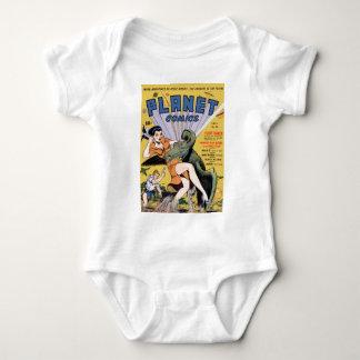 Planet Comics No 20 Tshirts