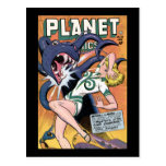 Planet Comics No 52 Postcard