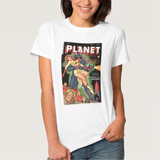 Planet Comics No 70 Tee Shirts