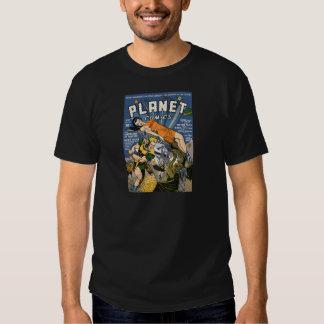Planet Comics T-shirts